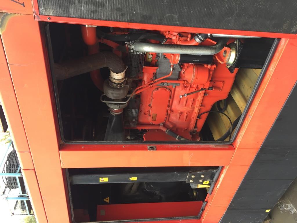 Scania 400 Kva Second Hand Intermetal Motor